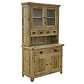 Rutland Solid American White Oak Hutch