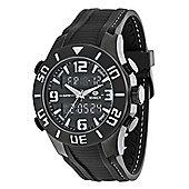 Marea Mens Analogue/Digital Chronograph Watch - 35206-1
