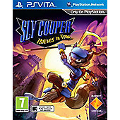 Sly Cooper -Thieves in Time