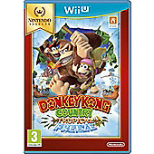 Wii U Donkey Kong Country: Tropical Freeze Select