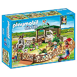 Playmobil 6635 Children's Petting Zoo