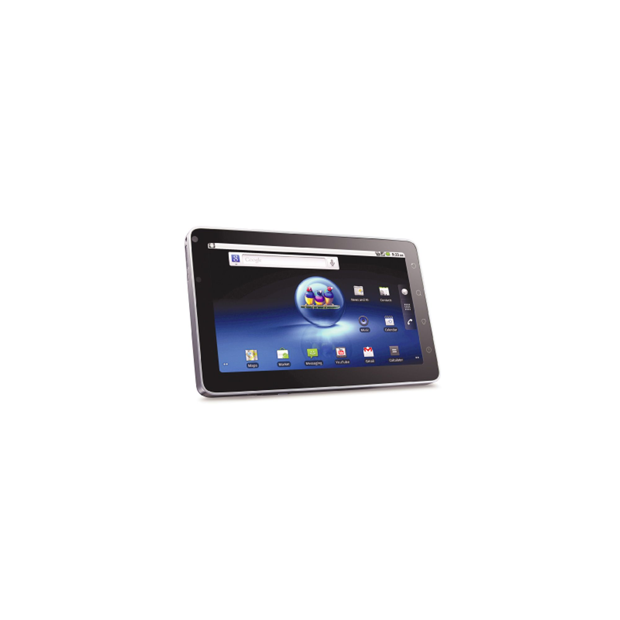 Viewpad 7 Inch Google Android Touch Tablet Wifi Camera GPS at Tesco Direct