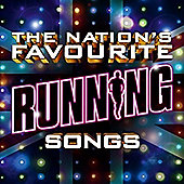 THE NATION'S FAVOURITE RUNNING SONGS (3CD)
