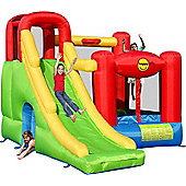 6 in 1 Childrens Bouncy Castle Play Centre