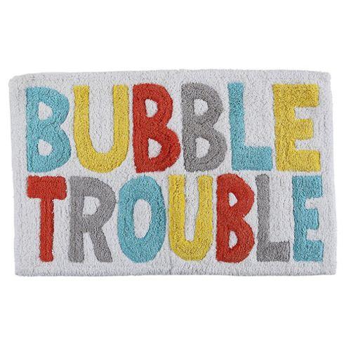 buy tesco bubble trouble bath mat from our bath mats range. Black Bedroom Furniture Sets. Home Design Ideas