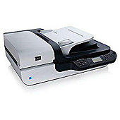 Hewlett-Packard N6350 Networked Document Flatbed Scanner