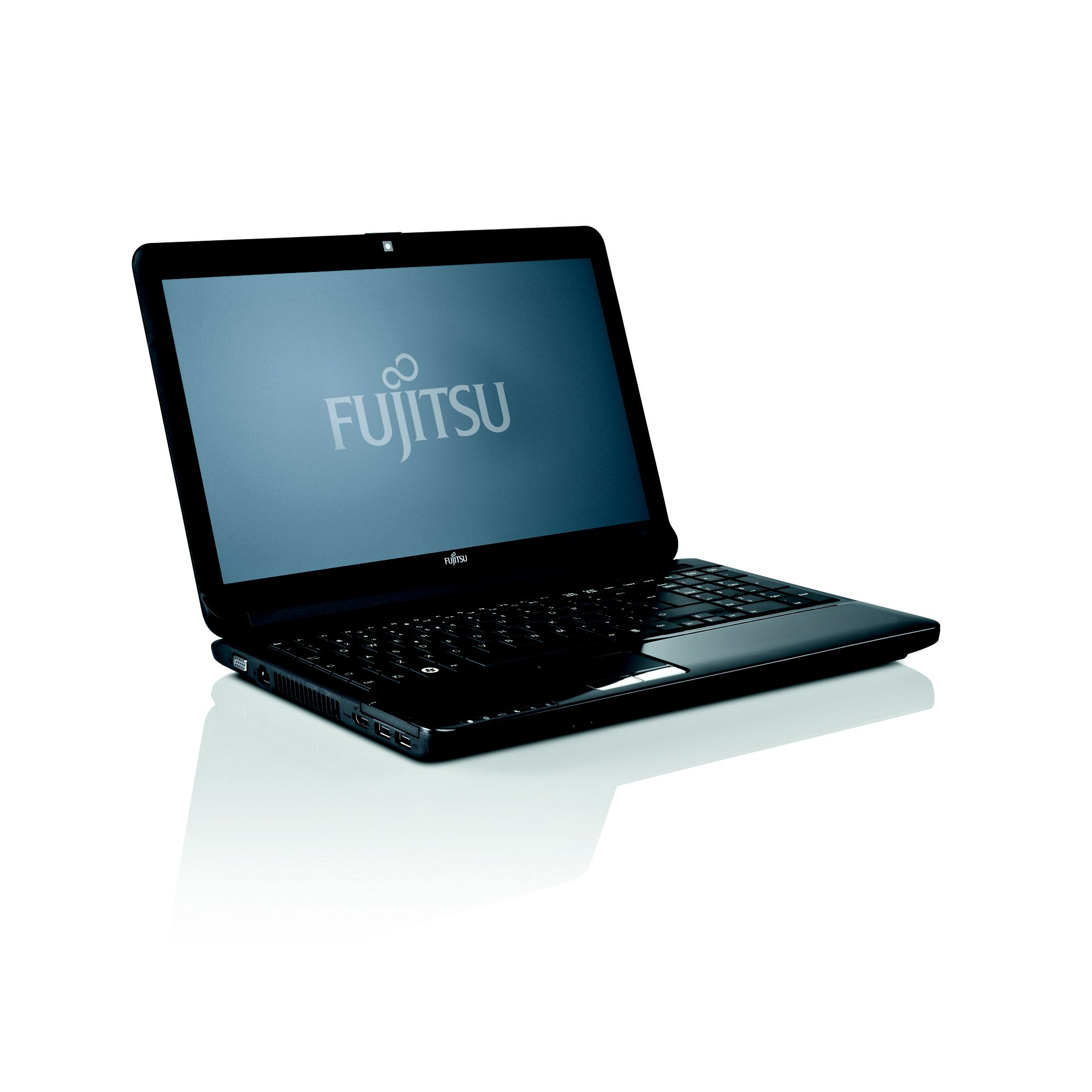 Fujitsu Lifebook 15.6 inch Notebook PC AH530 Core i3 (380M) 2.53GHz 4GB 500GB DVD+RW Windows 7 Home Premium 64-bit at Tesco Direct