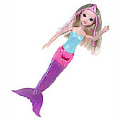MGA Entertainment Moxie Girlz Magic Swim Mermaid Avery Doll
