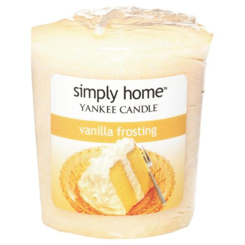 Yankee Candle Votive Vanilla Frosting