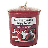 Yankee Raspberry Sundae Votive