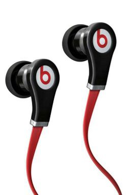 Beats by Dr Dre Tour In-Ear Headphones with ControlTalk - Black