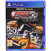 Pinball Arcade Season 2 (PS4 )