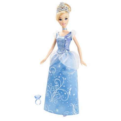 Disney Princess Deluxe Cinderella Sparkle Princess