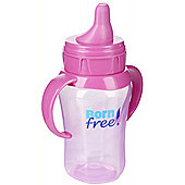 Born Free 260ml (9oz) Drinking Cup - Pink