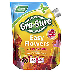 Gro-Sure Easy Flowers All in One Mix, Bright, 1.5kg