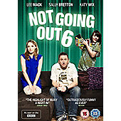 Not Going Out Series 6 DVD