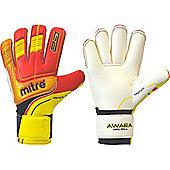 Mitre Awara Pro Roll Goalkeeper Gloves - Red