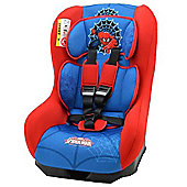 Driver Spiderman car seat
