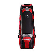 Forgan Golf Bag Travel Cover With Wheels Red