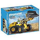 Playmobil 5469 City Action Large Front Loader