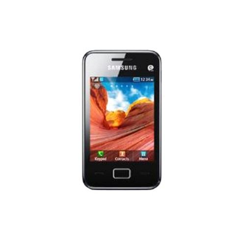 Samsung Tocco Lite 2 Mobile Phone (Black)