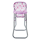 Baby Stella Blissful Blooms Dolls High Chair for 38 cm doll