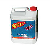 Relax 7kg pH Minus Swimming Pool Chemical