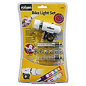 Rolson Light and Tyre Valve Set