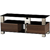 Sonorous Mood Walnut TV Unit for up to 60 inch TVs