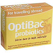 Optibac For travelling abroad -