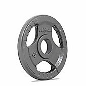 Bodymax Olympic Cast Iron Tri-Grip Weight Disc Plate (Single) - 2.5kg