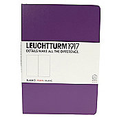 Leuchtturm 1917 Medium Notebook Plain Lavender
