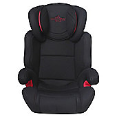 Cozy 'n' Safe K2 Group 2/3 Car Seat, Black & Red