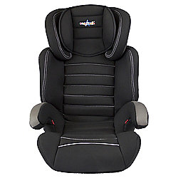 Cozy 'n' Safe K2 Group 2/3 Car Seat, Black & Grey