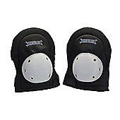 Silverline Hard Cap Knee Pads One Size