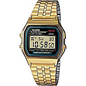 Casio Computer A159WGEA-1EF Casio Unisex Classic Digital Bracelet Watch