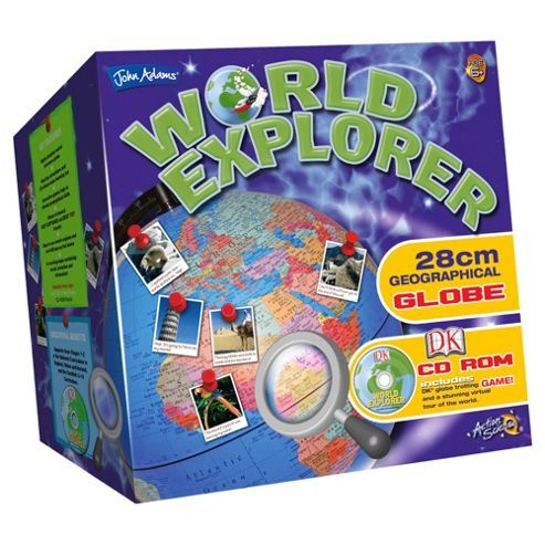 World Explorer Globe