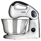 Breville VFP026 Twin Motor Stand Mixer - White