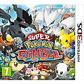 Super Pokemon Rumble 3D