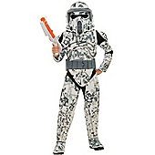 Child Deluxe Arf Trooper Costume Small