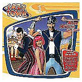 Lazytown - The New Album And Dvd