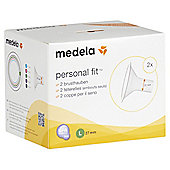 Medela PersonalFit 2 Breastshields - Large 27mm