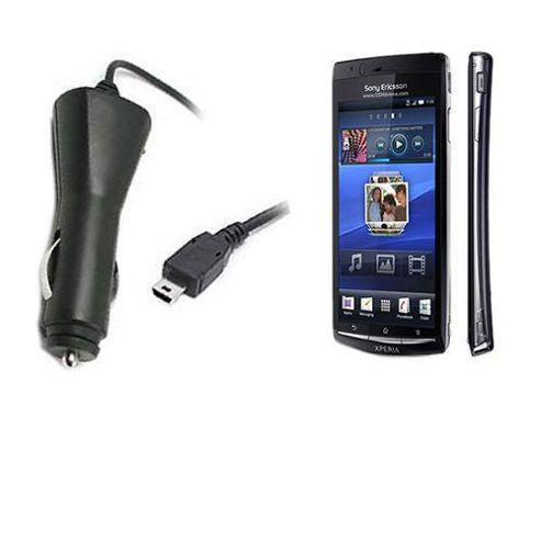 PowerPlus Car Charger - Sony Ericsson X12 Arc Xperia
