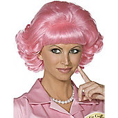 Grease Frenchy Wig - Pink
