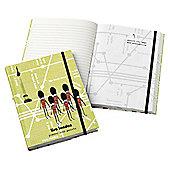 Lisa London A5 Notebook