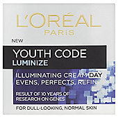 L'Oreal Paris Youth Code Cream 50ml