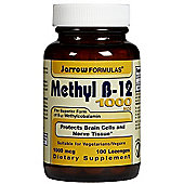 Jarrow Methylcobalamin B12 1000mcg 100 Lozenges