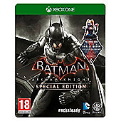 Batman Arkham Knight Xbox One: Special Edition Steelbook (exclusive to Tesco)