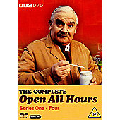 Open All Hours Series 1-4 DVD