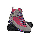 Incline Waterproof Women's Boot - Grey
